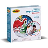 Edushape Magic Creations Bath Playset - Dinosaurs