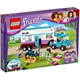 Lego - 41125 - LEGO Friends - Rimorchio veterinario dei cavalli