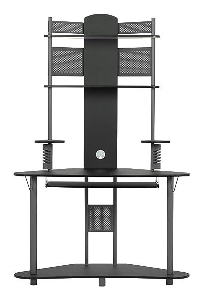 b36d153dde1b Amazon.com  Studio Designs 50540 Corner Computer Tower with 47.25