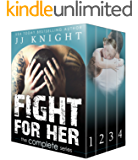 Fight for Her: The Complete Series: A Contemporary MMA Sports Romance (English Edition)
