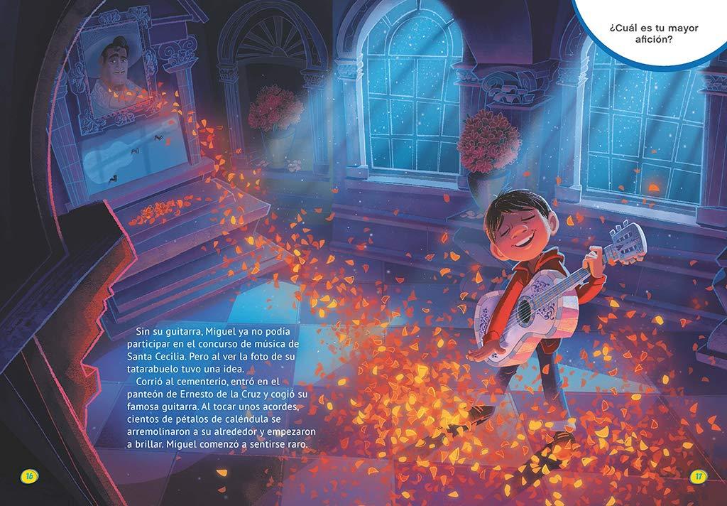 Coco (Leo, juego y aprendo con Disney): Amazon.es: Disney, Adosaguas Sayalero SLU;: Libros