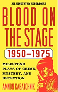 Milestone Plays of Crime, Mystery, and Detection