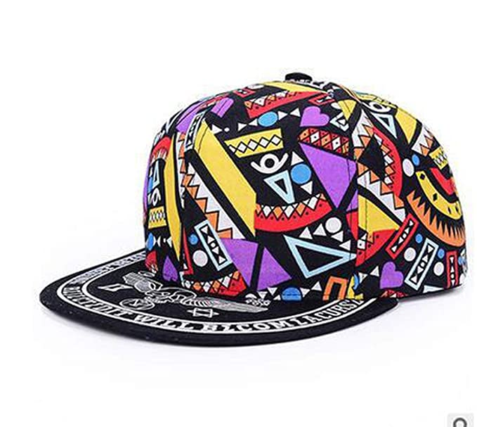 Amazon.com: Cartoon City Gorras Snapback Baseball Cap Lovely Graffiti Hat for Lovers Men Women Sun Hat Hip Hop Cap: Clothing