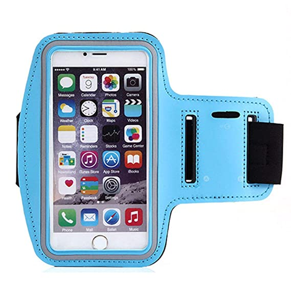 big sale ffd06 7782c Amazon.com: Waterproof Running Armband for Xiaomi Redmi 4 Pro Note ...