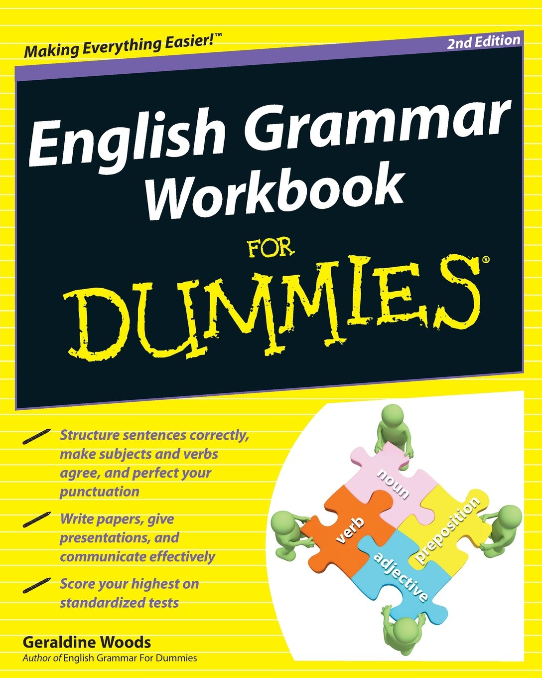 Buy English Grammar Workbook For Dummies Book Online at Low Prices ...