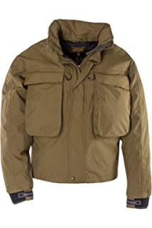 Baleno Cardiff Waterproof Hooded Jacket Outdoor Fishing Coat Green Size Small