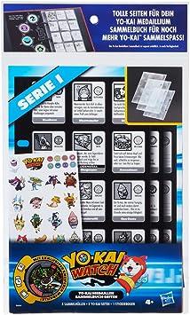 Hasbro Yo-Kai Watch B6046100 - Estuche Coleccionable con 1 Moneda, Juguete Coleccionable: Amazon.es: Juguetes y juegos