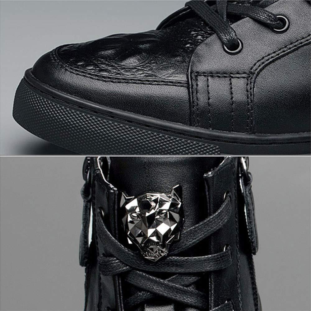 HPLL HPLL HPLL Schuh Herrenschuhe, High-Top-Casual warme Schuhe, Herbst und Winter 38-43 6adf33