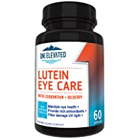 Newly Improved Super Strength Eye Care Formula - Highest Pharmaceutical Grade Lutein...
