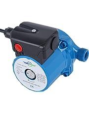 BOKYWOX 110-120V Domestic Circulation Pump 3/4'',3-Speed Hot Water Circulator Pump