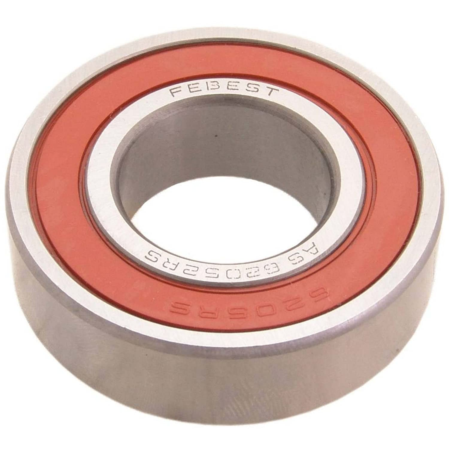 BALL BEARING 25X52X15. Febest: AS-6205-2RS