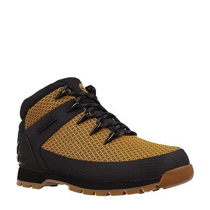 : Timberland Euro Sprint Hiker Boots A1QHQ Wheat