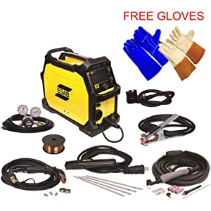 Promts 252i 250-Amp Multi-Process Welder with PFC Auto Voltage ...