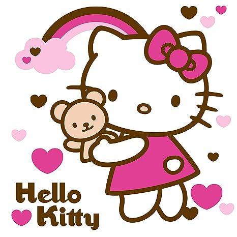 Amazon.com: Hello Kitty - Transferencia de planchado para ...