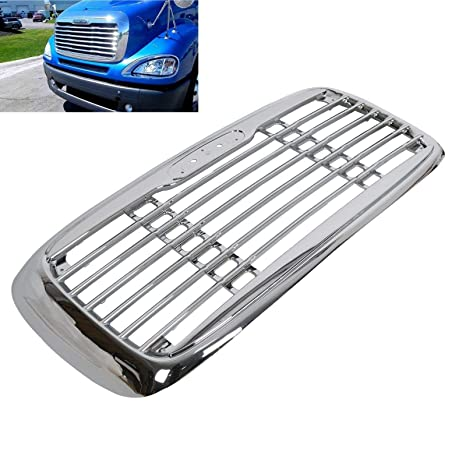 Amazon com: Onemoto Chrome Front Grille Grill for 2000-2017