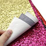 David accessories Glitter Sequins Fabric Faux