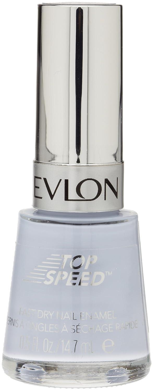 Revlon Top Speed, Cloud, 0.5-Ounce