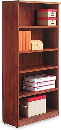 Alera VA636632MC Valencia Bookcase