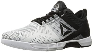91e96176bc7a5 Amazon.com: Reebok Women's Grace TR Sneaker White/Black/Skull Grey ...