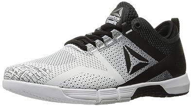 f81f7448268942 Amazon.com  Reebok Women s Grace TR Sneaker White Black Skull Grey ...