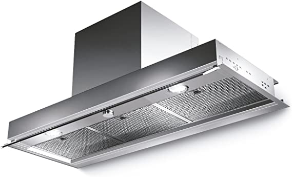 Campana - SECRET 90 INOX: 263.39: Amazon.es: Grandes electrodomésticos