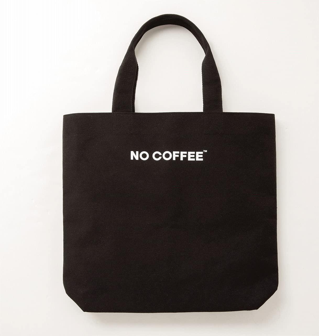 NO COFFEE BIG TOTE BAG BOOK:7/26発売【ムック本付録】ノー コーヒー ビッグトートバッグ