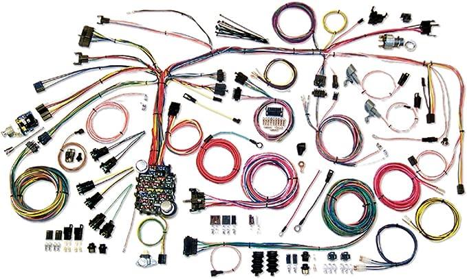 Amazon.com: American Autowire 500661 Wire Harness System for 67-68 Camaro:  AutomotiveAmazon.com