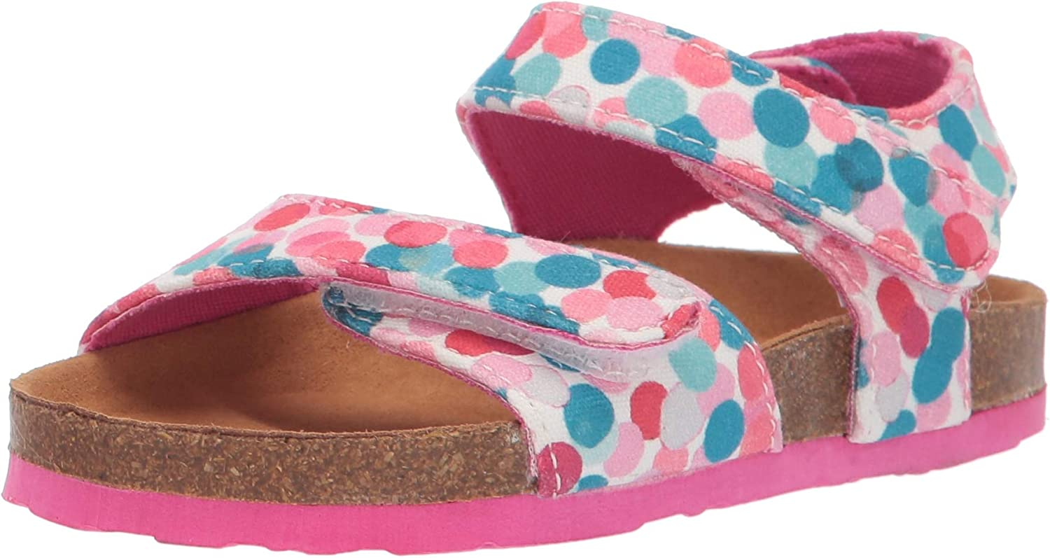 Joules Girls' Tippy Toes Flat Sandal