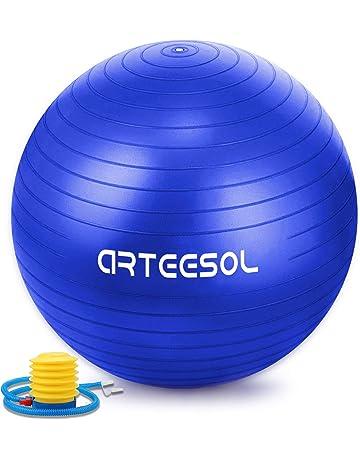 Arteesol Exercise Ball 45cm   55cm   65cm   75cm Anti-burst Anti-slip 029f0cf96b8