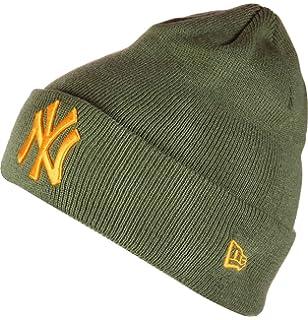 5029bb4cd3b New Era Club Coop Yankees Beanie knit beanie cuffed beanie (One Size ...