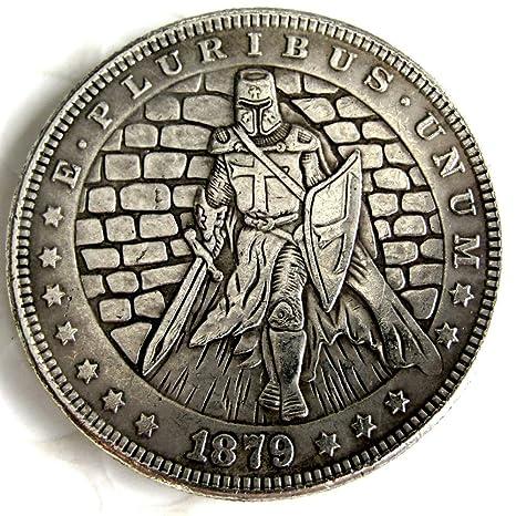 Amazon.com: Suiwoyoujooact HB(86) US Hobo 1879 Morgan Dollar ...