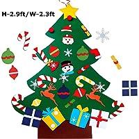 BLAZOR Árbol de Navidad de Fieltro DIY