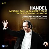 Handel: Oratorios (Messiah, Saul, Alexander's Feast, Belshazzar, Ode on St Cecilia's Day)