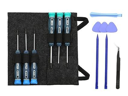 GogoFix Destornillador Kits de herramientas de reparación de ...