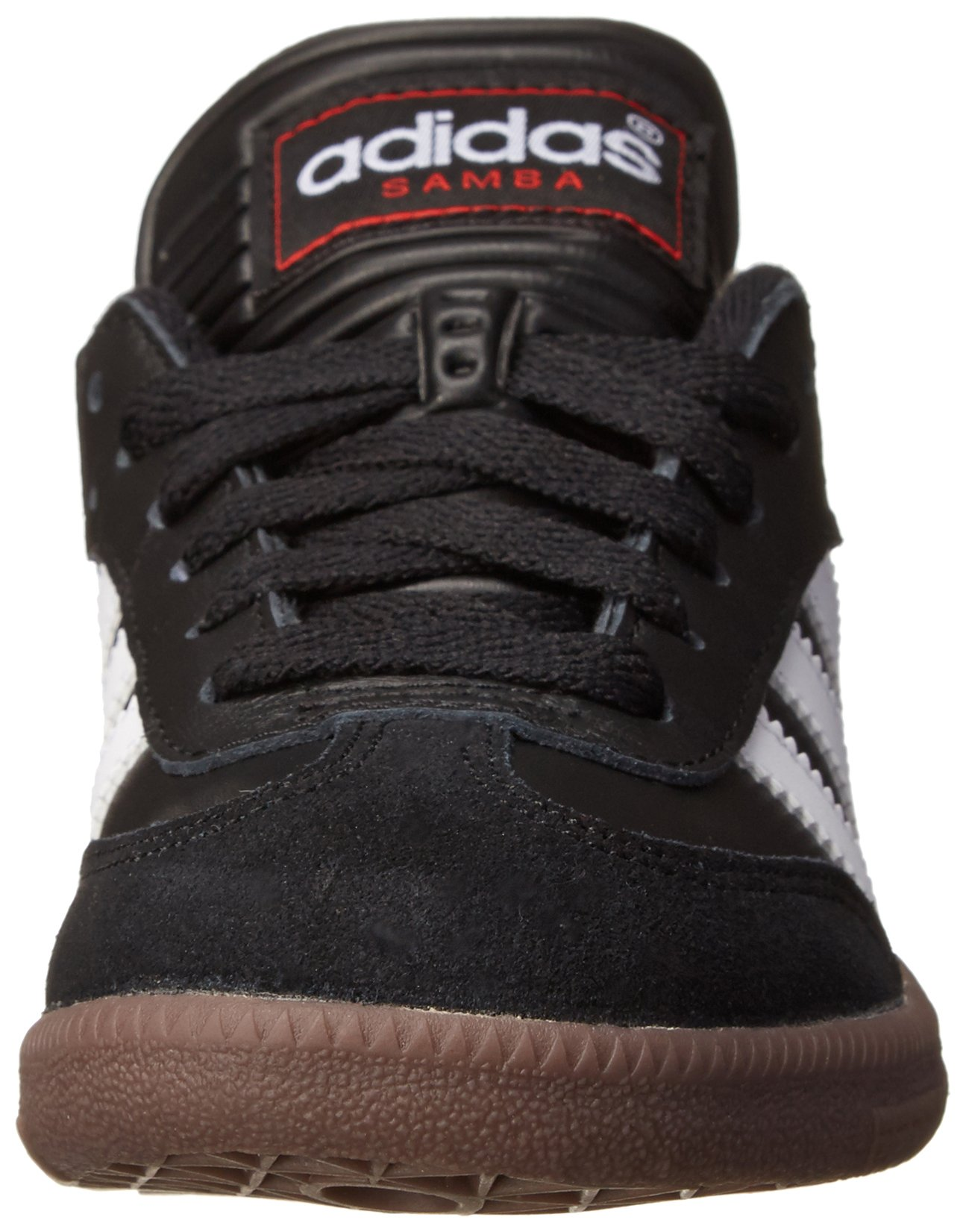 Galleon - Adidas Samba Classic Soccer Shoe, Black/White ...