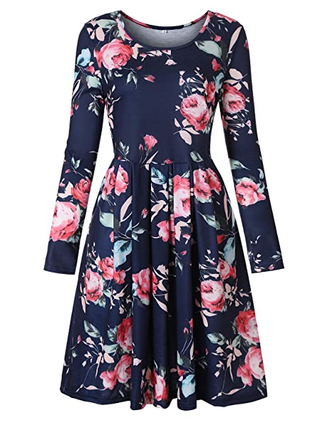 0aa3485827e Luranee Navy Dresses for Women