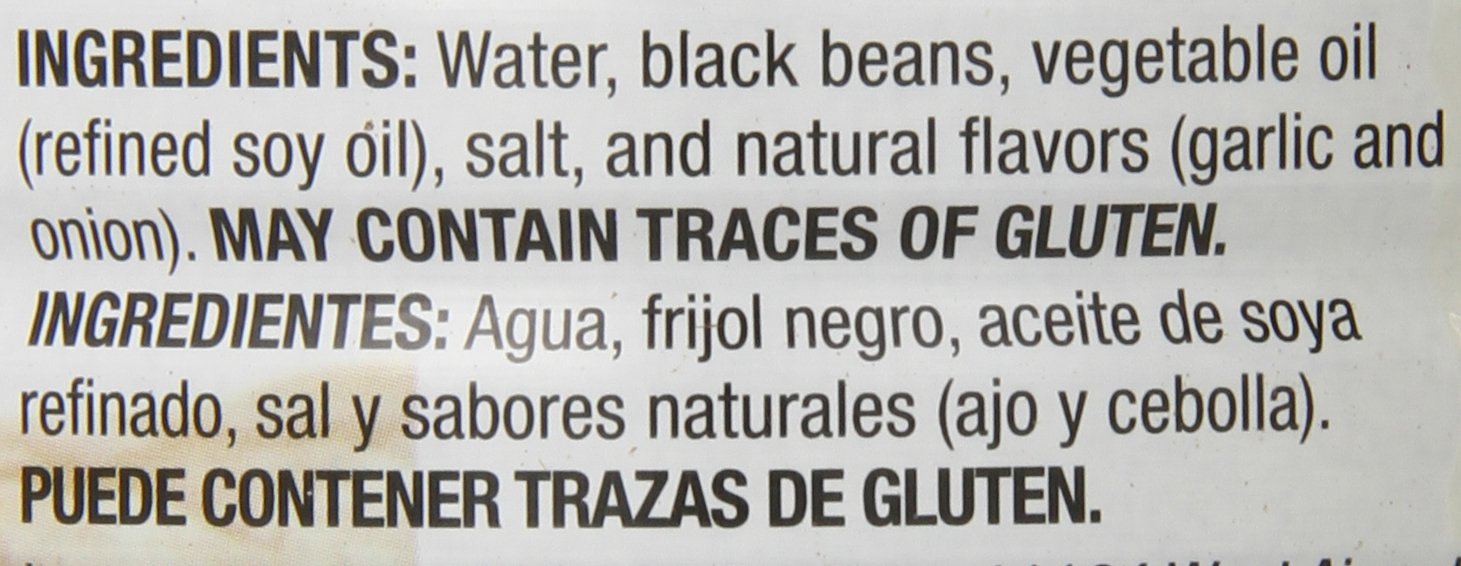 Amazon.com : Malher Refried Black Beans, 29 Ounce (Pack of 12) : Grocery & Gourmet Food