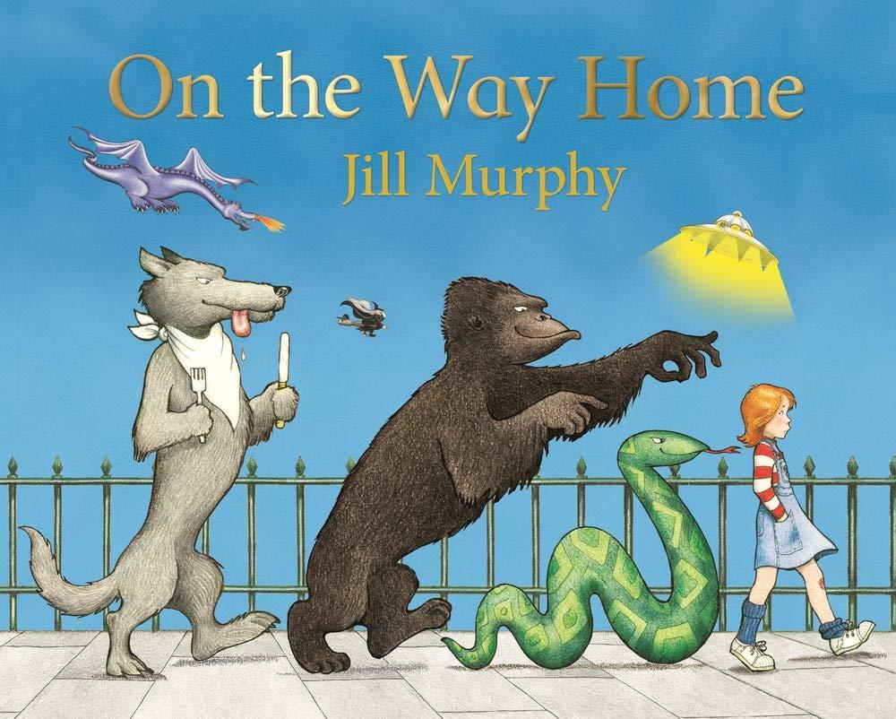 On the Way Home: Amazon.co.uk: Murphy, Jill: Books
