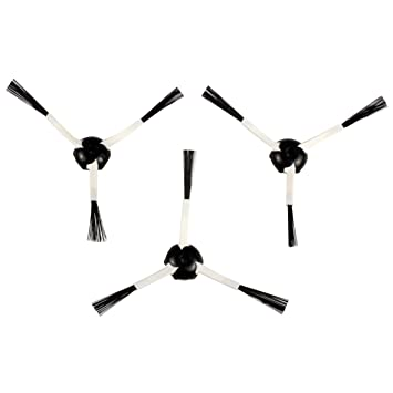 Menalux Serie 500, 600 Y 700 Cepillos Laterales Compatibles Con Los Robots Roomba, otro: Amazon.es: Hogar