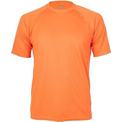 Basic bicolore–Sport T-shirt dans de nombreuses couleurs