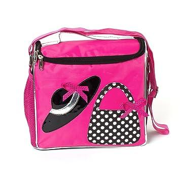 Li'Ll Pumpkins Pink Hat & Bag Kids Sling Bag: Amazon.in: Bags ...