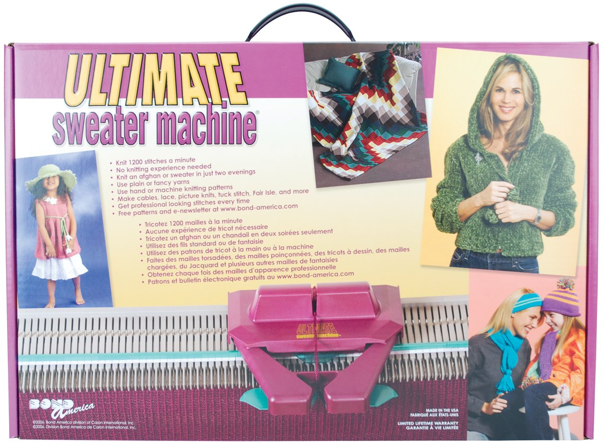 Caron The Ultimate Sweater Machine by Caron