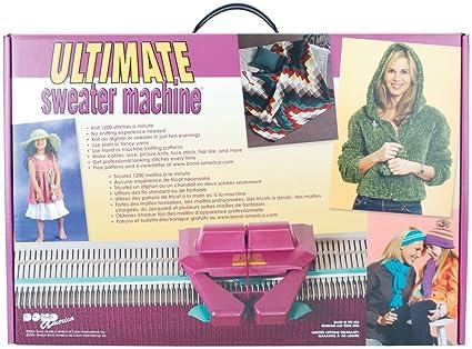 44f794952 Amazon.com  Caron The Ultimate Sweater Machine
