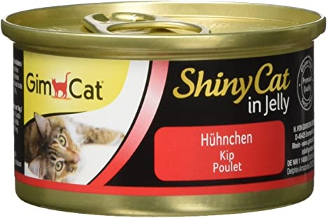 GimCat ShinyCat in Jelly – Pienso para gatos adultos con ave de ...