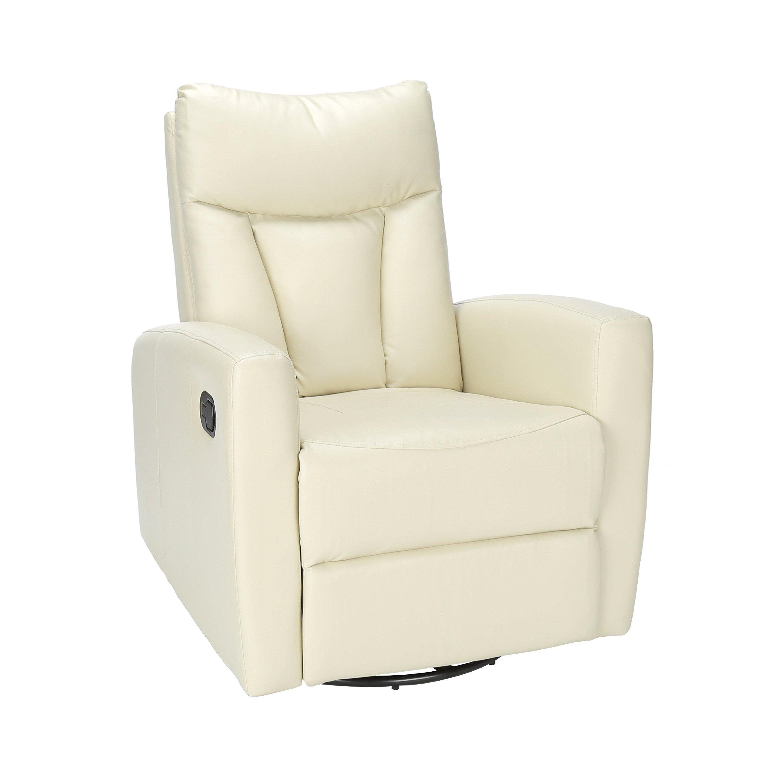 Recliner Rocker And Swivel Reclining Chair Living Room