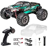 Hobby RC Trucks, FLYHAL Q901 Pro Brushless Remote Control Truck Fast RC Cars 50mph 62KM/H High Speed 4WD 1:16 scale Monster T