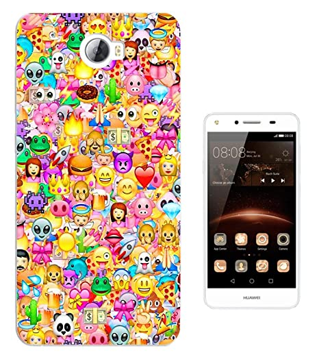 coque huawei y5ii smiley