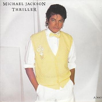 "Michael Jackson "" Thriller "" REMASTERED 25th Anniversary 2 LP 180 Gram Record Album"