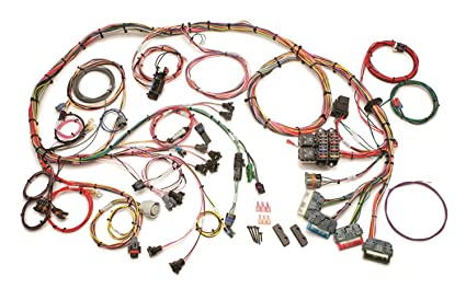 Fuel Injector Wire Harness | Amazon Com Painless 60505 Fuel Injection Wiring Harness Automotive