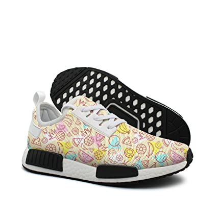 ab03758d6 ktyyuwwww Womens Colorful Top Healthiest Fruits Diet Unique Fashion Running  Shoes